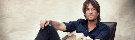 KEITH URBAN NOMINATED FOR 2012 AMERICAN COUNTRY AWARDS