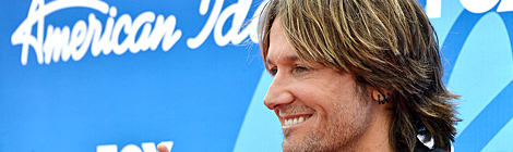 KEITH URBAN RETURNS TO AMERICAN IDOL SEASON 13