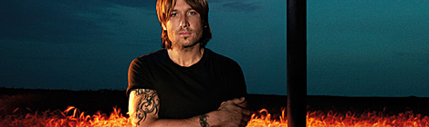 "PRE-ORDER KEITH URBAN'S NEW ALBUM ""FUSE"""