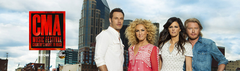 KEITH TO APPEAR ON CMA MUSIC FESTIVAL: COUNTRYS NIGHT TO ROCK